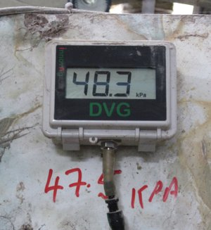 Digital Vacuum Gauge